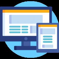 Creamos páginas web para que tengas un contacto más cercano con tus clientes